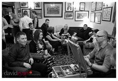 The Artist - Niall O'Loughlin  www.davidryanphotography.ie  Woodenbridge Hotel