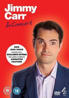 Jimmy Carr In Concert [Live] [DVD] Channel 4 DVD https://www.amazon.co.uk/dp/B0014FAGBI/ref=cm_sw_r_pi_dp_x_6T09zbZVM4DJ3