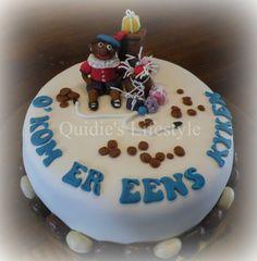 Sinterklaas taart | TAARTEN & CUPCAKES | Quidie`s Lifestyle