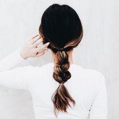 Pretty Braids #hair #style