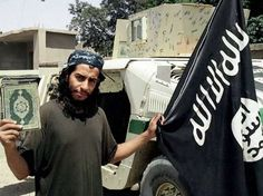 Paris attacks ringleader Abdelhamid Abaaoud, 28, is said to be associated with a banned outfit called 'Sharia4Belgium'.