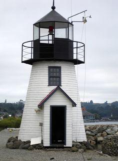 Cofradía Náutica de Frutillar Lighthouse, Frutillar, Chile