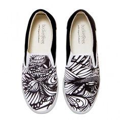 Pescao Slip On's Sneaker   BucketFeet
