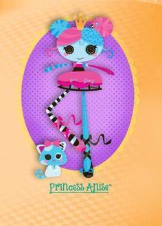 Lala-oopsie Princess Anise.