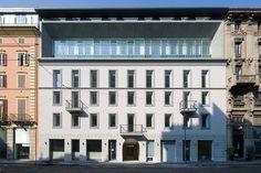 Galeria de Renovação Edifício Montegrappa / Westway Architects - 6