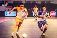Falcão Premier Futsal Índia (Foto: Divulgação)
