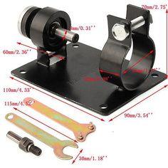 10/13mm электрический сверлильный станок для резки подставка кронштейн удочка стол болгарка ми