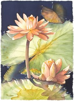 Art of Barbara Groenteman  WATERCOLOR