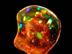 Fire Opal - Mexico