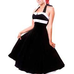 1950's pin up style dress... bridesmaid idea