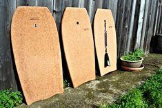 Bodypo: a bodyboard/paipo made of cork and fiberglass | Photo: California Surfcraft. Got mine today!