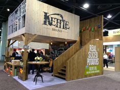 Kasey Jones, Ink. » KETTLE BRAND At The Natural Products Expo West