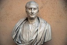 Cicero Ancient Rome: the philosopher and politician