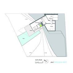 Villa Topoject, Plan