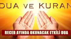 Receb Ayında Okunacak Etkili Dua Allah, Peace, Sobriety, World