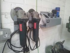 Angle grinder tidy