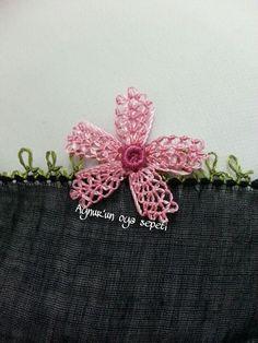 Çiçek Oyası Nasıl Yapılır Öğrenelim Needle Lace, Diy And Crafts, Brooch, Stitch, Flowers, Accessories, Jewelry, Drink, Tejidos