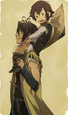 Tags: Anime, Sword of the Stranger, Mitosa, Kotarou (Sword of the Stranger), Nanashi (Sword of the Stranger)