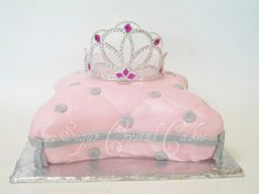 Princess Pillow Cake