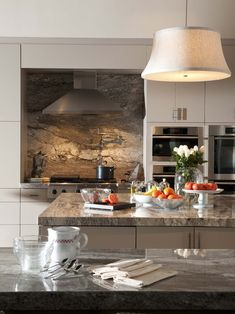 Wolfe Rizor Interiors kitchen... I like almost all of this company's work!