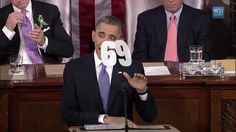 From curing cancer in our time to colonizing space, the president always uses the State of the Union to dream big