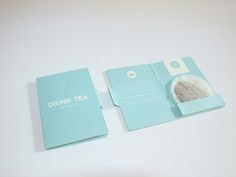 "Creative Boost by Chew lijuan, via Behance...""let's chat over a cup of tea"""