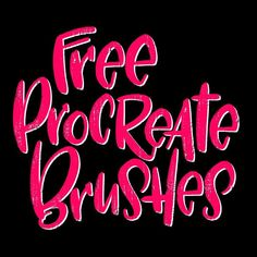 An ongoing collection of free brushes for the Procreate app for iPad. Use and enjoy!