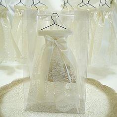 such a cute favor.. dress sachet.. love it_Τελειο;;;Μάρέσει!!!και για βαφτισή (μας!)