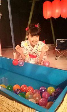 浴衣!歌!夏祭り!の画像 | ももいろクローバーZ 百田夏菜子 オフィシャルブログ 「でこちゃん日記…