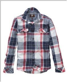 A Camisa Timberland Vintage Plaid Thompson é perfeita para suas saídas casuais, com um design moderno e arrojado ela segue as tendências da moda, além de ser leve e confortável.  Tags: Camisa, estilo, look, earthkeepers,  moda, homem,casual http://www.timberland.com.br/confeccao/camisa-timberland-claremont-soft-plaid-v12-m-l/prod001-5368-008.html