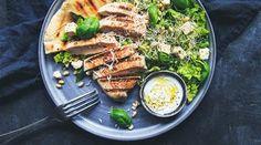 Oppskrifter – Enriched Food Gazpacho, Bruschetta, Tuna, Guacamole, Hummus, Pesto, Mango, Fish, Ethnic Recipes