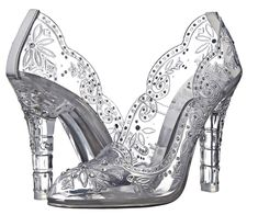 Dolce and Gabbana - Cinderella shoes