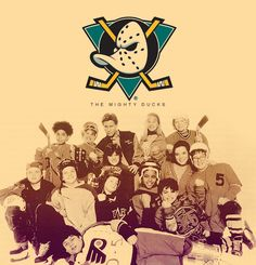 The Mighty Ducks- I loved these movies!
