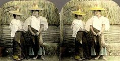 Some Native Costumes in the Philippines by Okinawa Soba, via Flickr