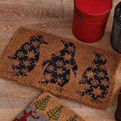 Penguin Doormat