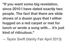 I am so excited to read this whole interview. And all you haters, shut your faces. Thanks, bye.