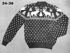 Sweaters - AllFreeKnitting.com - Free Knitting Patterns