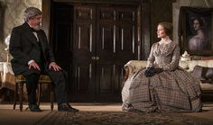 Denis Conway and Tara Egan Langley in The Heiress by Ruth and Augustus Goetz, based on the novel Washington Square by Henry James. Picture by Pat Redmond Washington Square, Dublin City, Online Tickets, Theatre, Novels, Dresses, Fashion, Vestidos, Moda