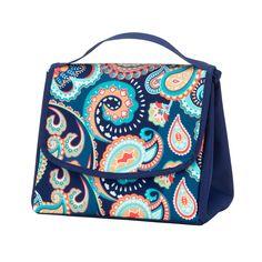 Viv&Lou Emerson Paisley Lunch Bag