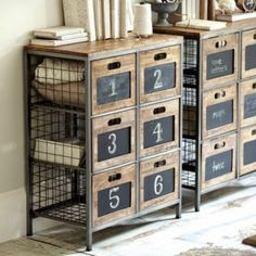 Industrial cabinets | galiana street