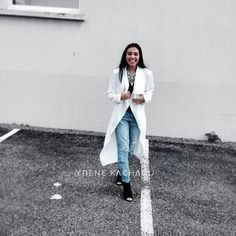 @ymenekachaou looking overjoyed in her IKRUSH Lorena waterfall cardigan. Shop for them here >>> http://www.ikrush.com/product/Lorena-Waterfall-Cardigan-9030-0-0-0.html