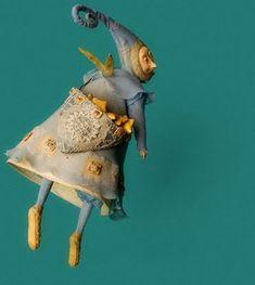 a-faerietale-of-inšpirácie: IMA naroditskaya. , , nebeské bábiky