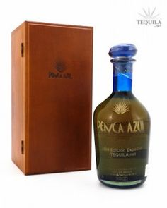 Penca Azul Tequila Extra Anejo - Tequila Reviews at TEQUILA.net