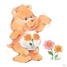 Care bears. Ositos Cariñositos