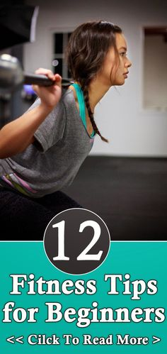 12 Simple Fitness Tips for Beginners-Everything about Fitness training, Exercise and Health from around the Web