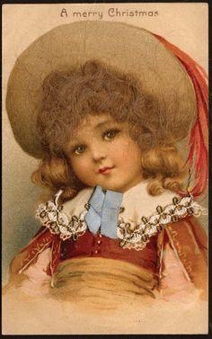 2347: Frances Brundage, Real Hair : Lot 2347