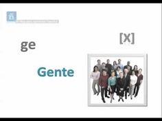 ▶ Contraste /g/ /x/ - YouTube