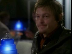 Norman Reedus as Nate Parks on Charmed