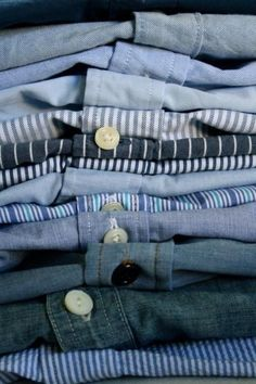Every Men should at least have 10 Shirts in his wardrobe.