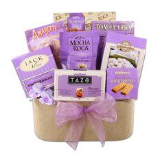 Alder Creek Gift Baskets Mother's Day Elegant Gourmet Gift Basket